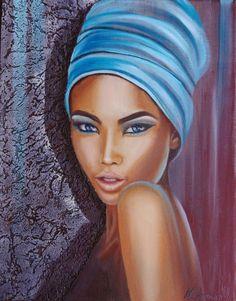 Nathalie Armand huile et acrylique sur toile