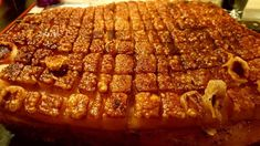 Svineribbe - Steg for steg for nybegynnere. Norwegian Cuisine, Norwegian Food, Scandinavian Food, Low Carb Recipes, Nom Nom, Grilling, Food And Drink, Beef, Meals