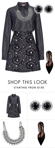 """""""Untitled #47"""" by wendy-kashner-jackson on Polyvore featuring N°21, Steve Madden, women's clothing, women, female, woman, misses and juniors"""