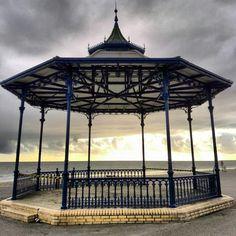 The bandstand, Bognor Regis