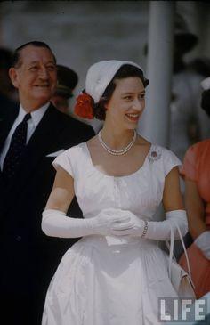 Princess Margaret 1950s