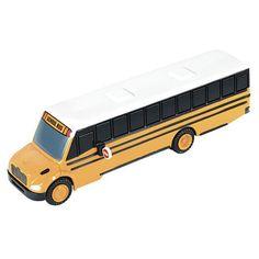 Thomas Built Buses - School Bus - DIE CAST SAF-T-LINER C2 BUS  www.GardianAngelLLC.com
