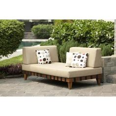 Adriatic Indoor/ Outdoor Chaise Lounge | Overstock.com Shopping - Great Deals on Amazonia Chaise Lounges