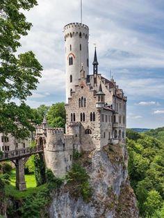 Lichtenstein Castle.