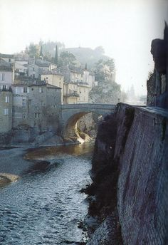 lacloserie: Vaison-la-Romaine - Provence - France by Guy Hervais Photographer Places Around The World, Oh The Places You'll Go, Places To Travel, Places To Visit, Around The Worlds, Comer See, Vaison La Romaine, Rhone, France Travel