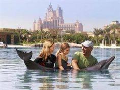 Atlantis The Palm Dubai Dubai - Dolphin Bay