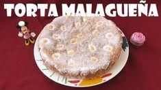 TORTA MALAGUEÑA CON ALMENDRAS