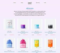 Where to Buy Authentic Korean Skincare Online: 9 Underrated Shops - GirlChickBetty Oily Skincare, Asian Skincare, Skincare Routine, Peach And Lily, Innovative Packaging, Sensitive Skin Care, Beauty Review, Beauty Shop, Beauty Products