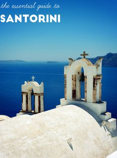 The essential guide to Santorini, Greece Click through for a detailed guide about things to see and do in this beautiful Greek Island.