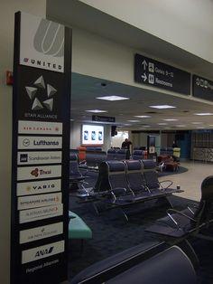 jfk terminal 7 united - Google Search