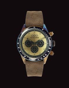 OOO OutOfOrder damaged in italy. Chronograph WR 100 mt. Amazing!