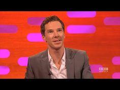 Benedict Cumberbatch Can't Say 'Penguins' - The Graham Norton Show on BBC America - YouTube