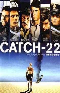 Catch-22 Movie Cast Poster 11x17 – BananaRoad