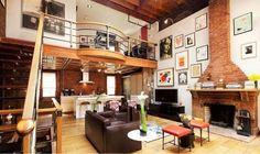 Kate Moss & Johnny Depp's Former Home Hits the Market for $15 Million via @mydomaine