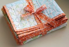 Finding Sweet Land: baby quilt