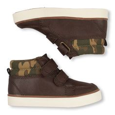 A casual and comfy shoe with a cool camo print! Big Fashion, Little Prices