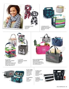 Thirty-One 2016 Fall Winter Product Catalog (US)