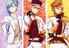 <3 Ai, Syo and Natsuki