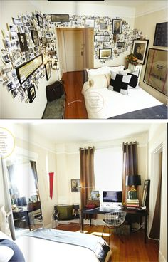 Seattle Apartment 220 Sq Feet LOVE The Pictures On Wall