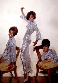 vintagegal:  The Supremes c. 1967 (via)
