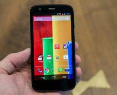 Motorola da a conocer su tercera generación de Moto G
