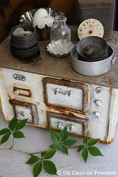 My grandmother cooked on one of these when I was a little girl.