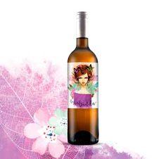 Tecnovino etiquetas de vino La Mas Bonita