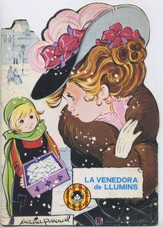 Mu ecas recortables dibujos de maria pascual coleccion - Vanesa pascual ...