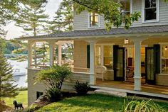 wrap-around veranda home in portland, maine