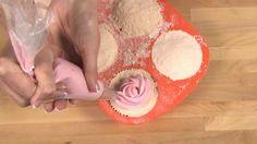 How to Make Bath Bomb Cupcakes
