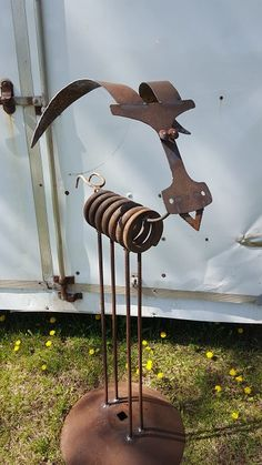 metal art, rustic art, garden art, yard art, rustic metal, rusty metal