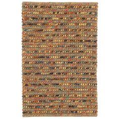 Jasper Woven Jute/Wool Rug design by Dash & Albert
