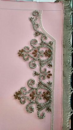 So called season design in diamond work