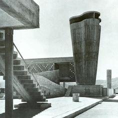 Le Corbusier - Cité Radieuse (1947, Marseille)