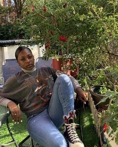 Baddie Outfits Casual, Curvy Girl Outfits, Cute Swag Outfits, Chill Outfits, Dope Outfits, Retro Outfits, Teenage Girl Outfits, Black Girl Fashion, Tomboy Fashion