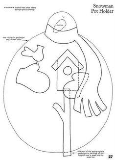 Art to heart Snowman via Flickr