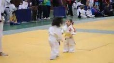 El combate de judo más tierno que se recuerde - MARCA.com
