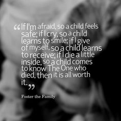 Being a foster parent is worth the risk. The only person who chooses pain is someone who's weighed the other options and decided the… Foster Parent Quotes, Foster Care Adoption, Foster To Adopt, Foster Parenting, Parenting Books, Gentle Parenting, Parenting Memes, Parenting Advice, Foster Family
