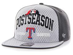 Texas Rangers '47 MLB 2015 Division Champ Locker Room Cap