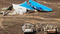"""Moscú , EFE. – Rusia reconoció hoy que el avión ruso que se estrelló en Egipto con 224 personas a bordo explotó debido a una bomba colocada por terroristas. """"En el vuelo explotó un artefacto explosivo de una potencia de 1.5 k de trilita. Como resultado, el avión se desintegró en el aire"""", informó el…"""
