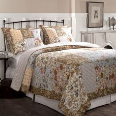 Camilla Quilt Set by Greenland
