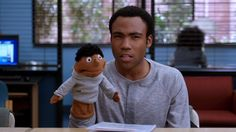 """""""Those berries made us real talky, but not real listeny."""" #CommunityLivesOn"""