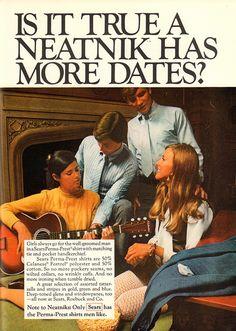 1968 Sears Shirts Advertisement Playboy December 1968   by SenseiAlan