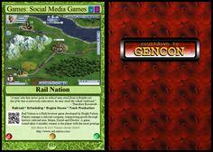 #105: Games: Social Media Games: Rail Nation