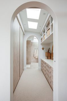 Kyal and Kara have project managed, designed or completed over 25 renovation projects. Dream Home Design, My Dream Home, Home Interior Design, House Design, Arch Interior, Design Design, Design Ideas, Bedroom Closet Design, Home Bedroom