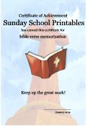 1000 images about bible on pinterest sunday school for Bible study certificate templates