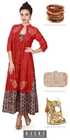 Batik Fashion, India Fashion, Asian Fashion, Indian Attire, Indian Wear, Kurta Designs, Blouse Designs, Indian Dresses, Indian Outfits