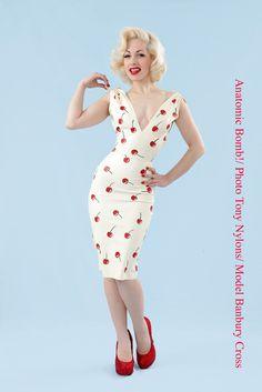 Marilyn Monroe Misfits Cherry Dress