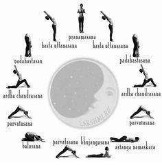 ¡Practica el saludo a la luna en casa o en el gimnasio! Paso a paso, haz el saludo a la luna, una de las yoga asanas más populares y siente los beneficios.