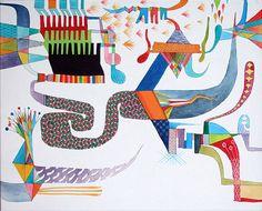 takashi iwasaki painting abstract